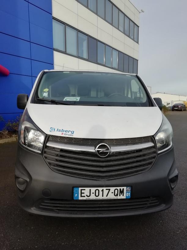 Utilitaire Opel d'occasion, 45 800 kilomètres, Diesel ...